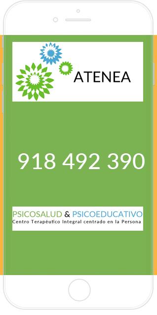Contacta con Centro Psicoeducativo Atenea