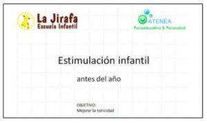 Talleres de estimulación infantil para padres y profesores en Collado Villalba