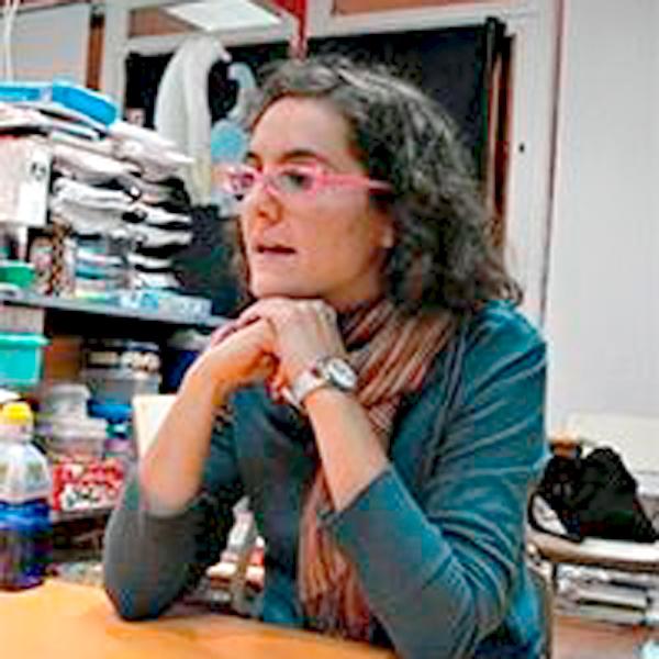 Silvia Fraile. Psicoterapeuta con experiencia en Centro Terapéutico Atenea en Collado Villalba